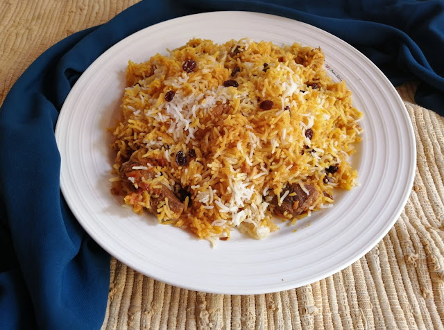 Bukhari Pilau Recipe (Friday Lunch), bukhari pilau, pilau, pilau recipe, friday lunch, jummah, jummah lunch, rice, mutton, rice recipe, mutton recipe, food, food blogger, food blog, food photography, spicy fusion kitchen, botswana, middle eastern