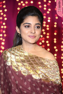 Niveda Thomas Looks Super cute at Zee Telugu Apasara Awards 2017 03