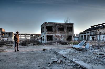 Фото разрушений
