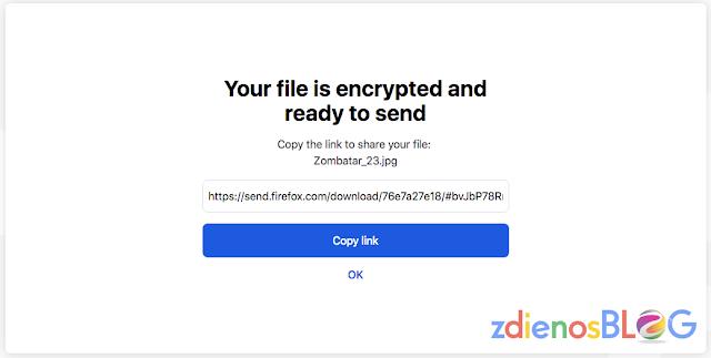 link - Firefox Send - Cara Cepat Mengirim File dengan Aman