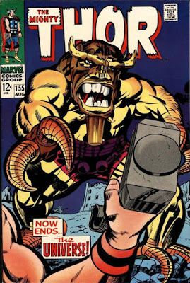 Thor #155, Mangog