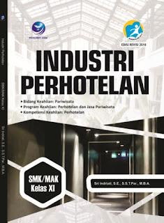 Industri Perhotelan, Bidang Keahlian: Pariwisata, Program Keahlian: Perhotelan Dan Jasa Pariwisata, Kompetensi Keahlian: Perhotelan SMK/MAK Kelas XI