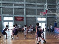 36 Klub Basket Ikuti Kejuaraan Nasional GCBS  Di Yogyakarta