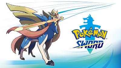 Pokemon Sword NSP Rom logo