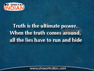 Truth Quotes - Lies Thoughts