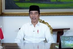 Presiden Jokowi dan Para Menteri Tak Gelar Open House saat Lebaran
