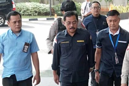 Gubernur Kepri Asal Nasdem Resmi Jadi Tersangka