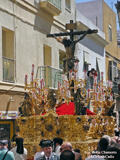 La Palma modifica levemente su itinerario de vuelta a su templo