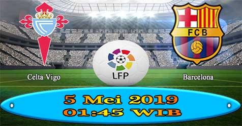 Prediksi Bola855 Celta Vigo vs Barcelona 5 Mei 2019