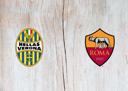 Hellas Verona vs Roma -Highlights 1 December 2019