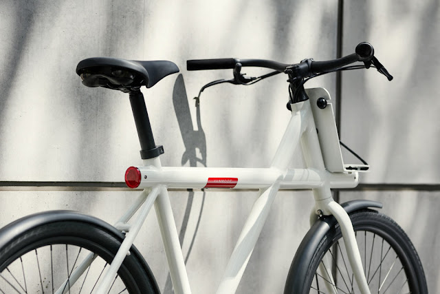 VanMoof launches New High-Tech, Thief-Proof City Bikes | BikeToday news