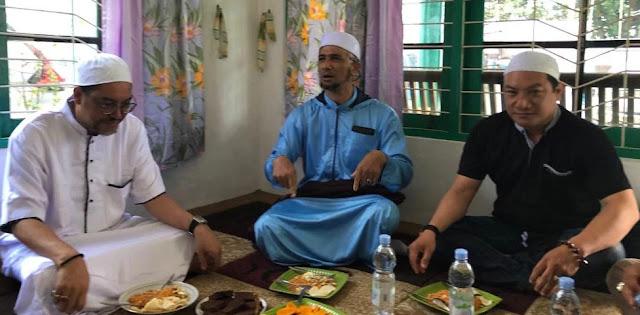 Anggota DPRD Kalsel: KH Maruf Amin Hina Makam Keramat Guru Sekumpul