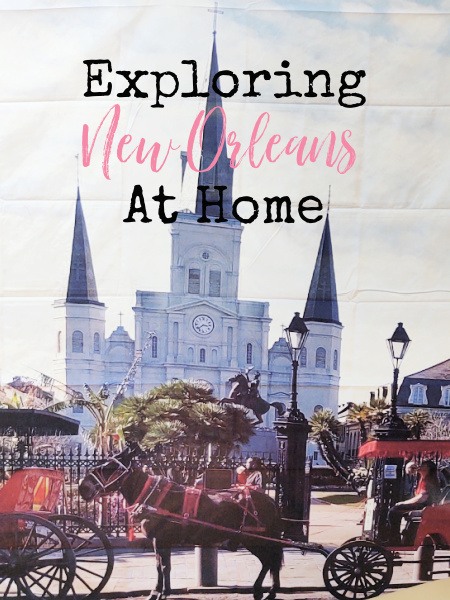 When I posted my Mardi Gras staycation, I promised you a second stand-alone New Orleans post, because it's a fantastic vacation destination.