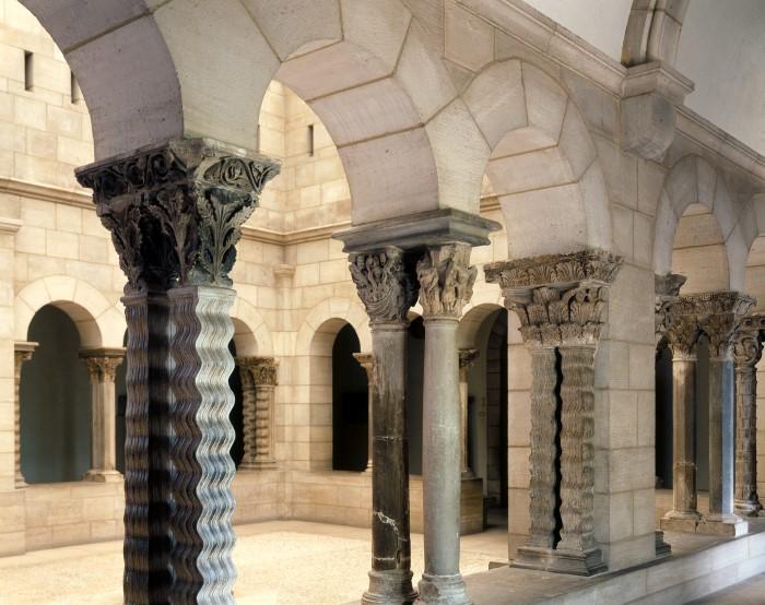 Монастырь Сен-Гильем