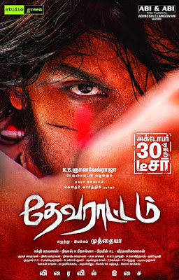 Devarattam (2019) Hindi Dubbed Full Movie 720P HDRip Download
