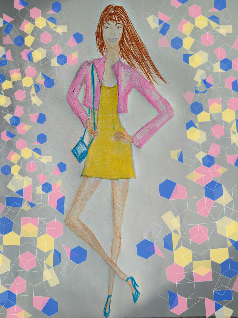 Fashion Illustration of the Day!