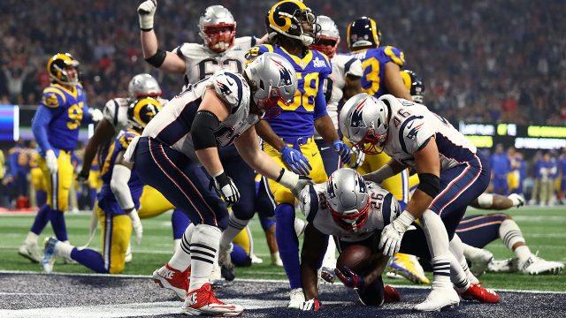 LOS PATRIOTS GANAN A LOS RAMS EN EL SUPER BOWL 53 Y SON CAMPEONES DE LA NFL