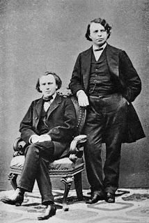 Johannes Brahms & Robert Schumann