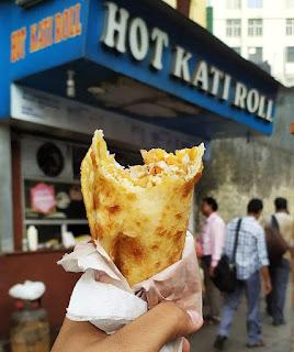 'Hot Kati roll' restaurant
