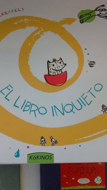 libro, niños, inquieto