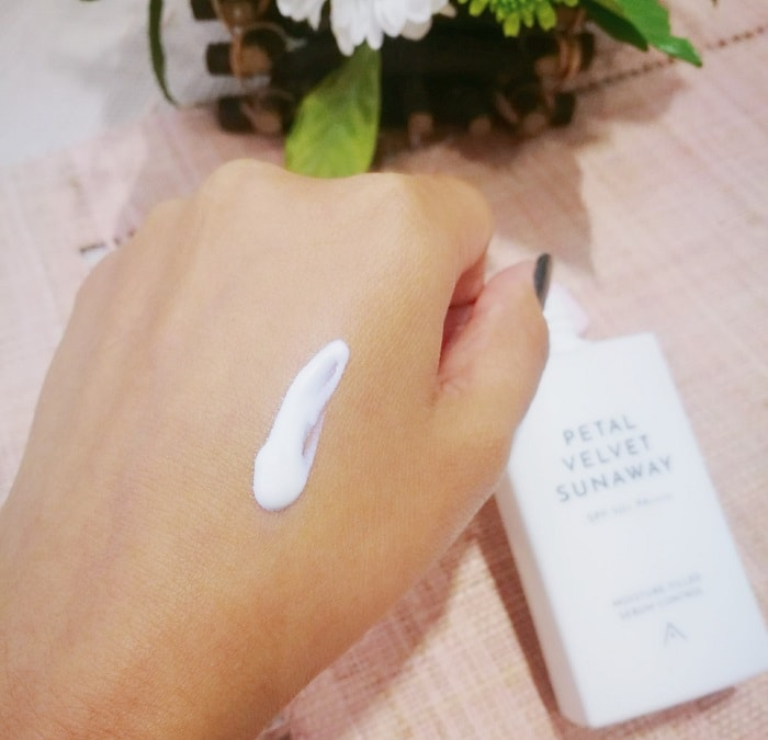 Review: Althea Petal Velvet Sunaway + Petal Velvet Powder
