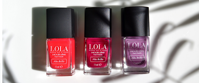 Laca de uñas LOLA Make Up