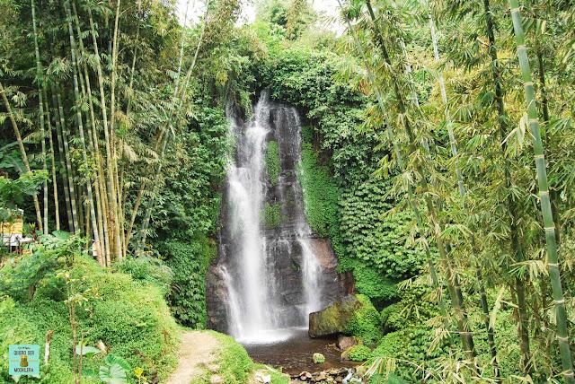 Cascada de Munduk, Bali