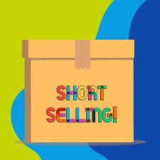 text-sign-showing-short-selling