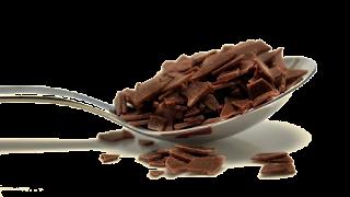 dark chocolate can balance an over sweet dish