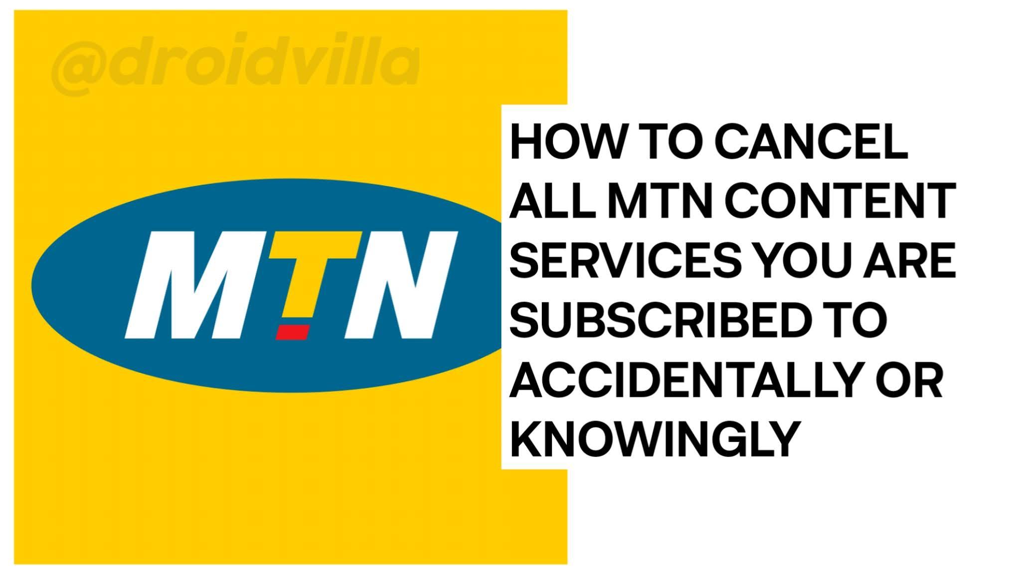 MTN content Services