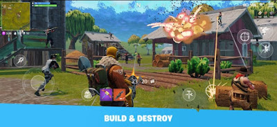 Fortnite APK Mobile MOD