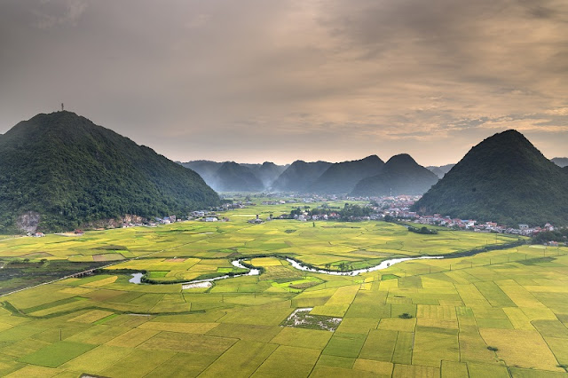 Bac Son Valley - The Heart of Northern Vietnam's Agriculture