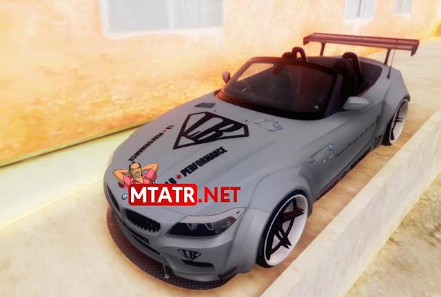 MTASA BMW Z4 Liberty Walk Perfomance