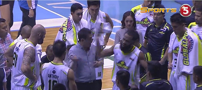 Stanley Pringle and Coach Franz Pumaren Get Into HEATED Argument! (VIDEO)