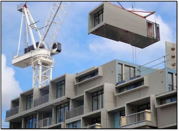 Structural system of prefabrication  - Tech Net Edge