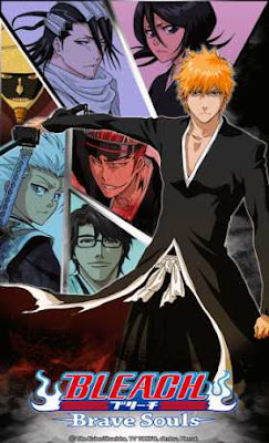 BLEACH Brave Souls (God Mode) Mod Apk For Android