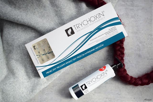 Zatrzymaj wypadanie włosów z kuracją Trychoxin