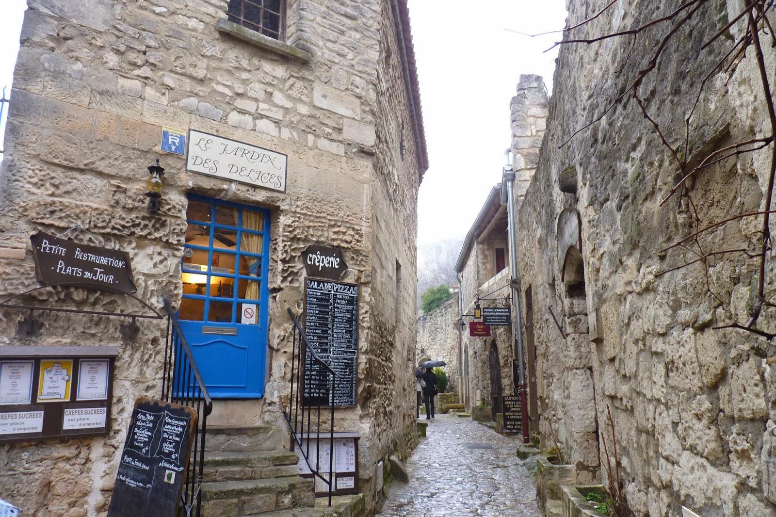 Callejeando por Les Baux-de-Provence.