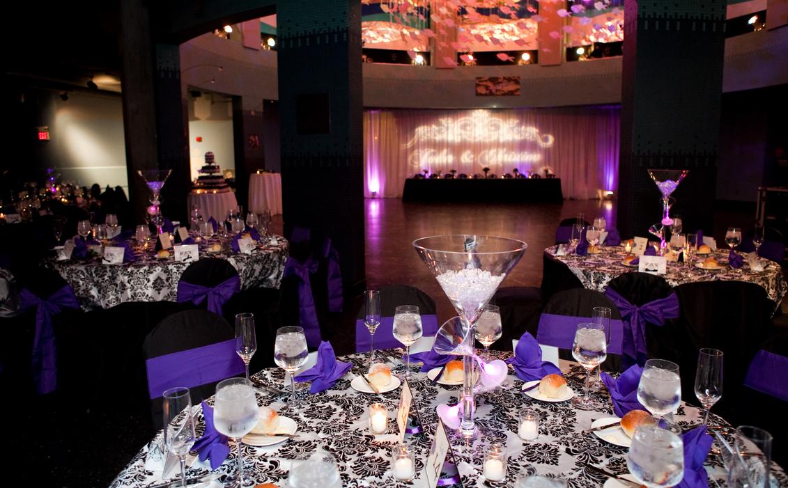 Adventure Aquarium Camden NJ Wedding Venue