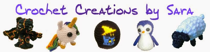 Crochet Creations by Sara