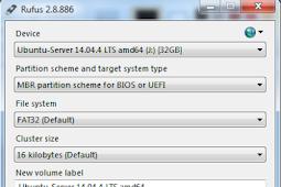 cara backup data laptop yang tidak bisa masuk windows 7 menggunakan ubuntu dekstop 16.01