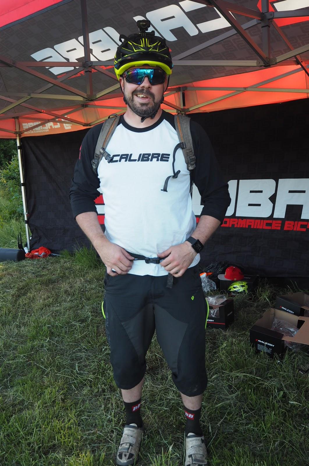Mike Sanderson GO outdoors bike specialist