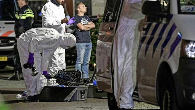 Egy rendőr végzett két gyerekével, majd magával a hollandiai Dordrechtben