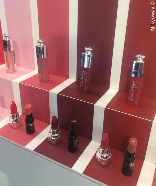 Nouvelle Collection Dior Backstage