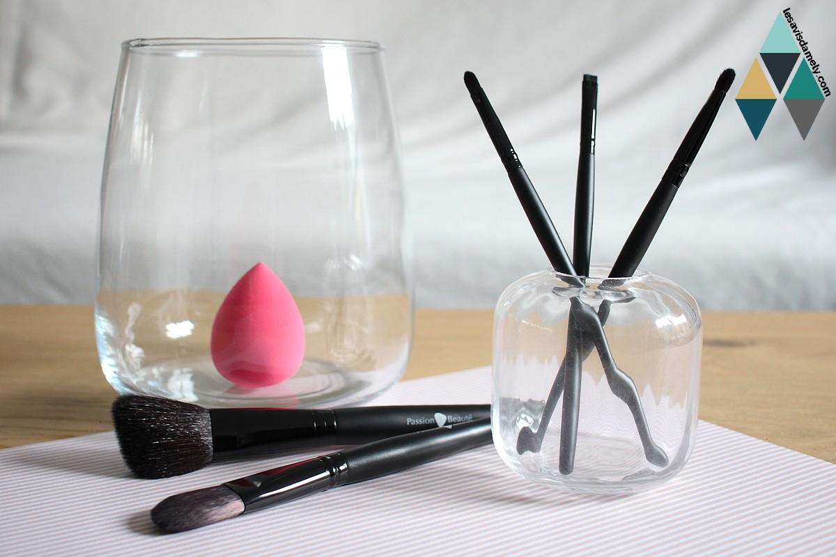 avis et test pinceaux makeup passion beauté
