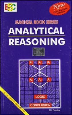 Download Analytical Reasoning by M. K. Pandey PDF eBook