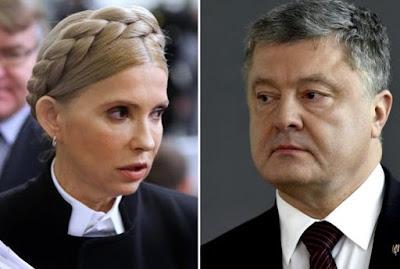 Тимошенко підкладе свиню Порошенкові