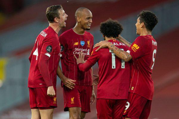 Coronavirus: the final twist in Liverpool's Premier League title tale