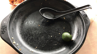 Chef Goo Red Sea Prawns Fried Hokkien Mee, hokkien mee