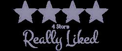 4 Stars Really Liked